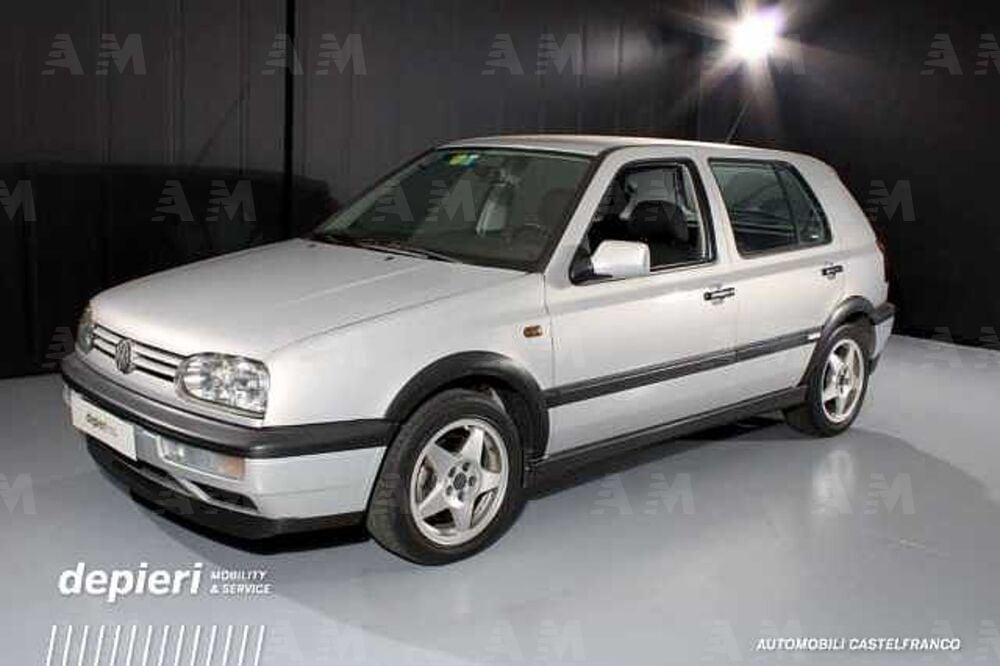 Volkswagen Golf 2.0 16V cat 5 porte GTI del 1995 usata a Castelfranco Veneto
