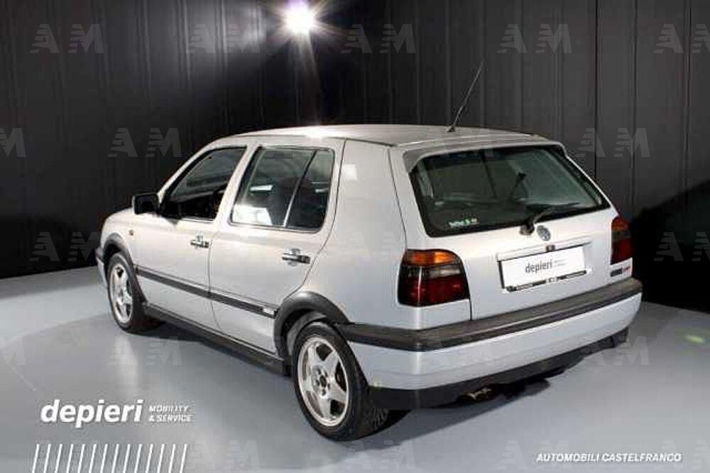 Volkswagen Golf 2.0 16V cat 5 porte GTI del 1995 usata a Castelfranco Veneto (3)