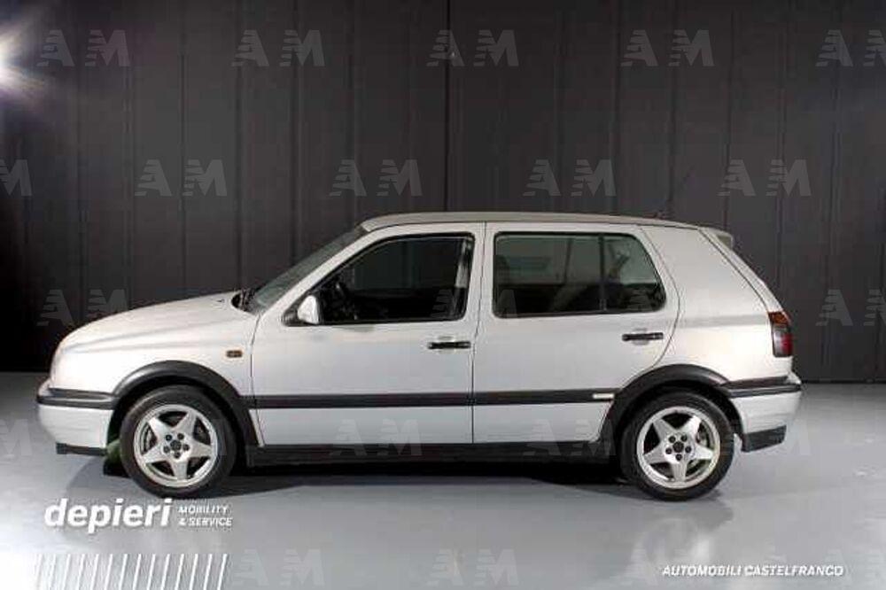 Volkswagen Golf 2.0 16V cat 5 porte GTI del 1995 usata a Castelfranco Veneto (4)