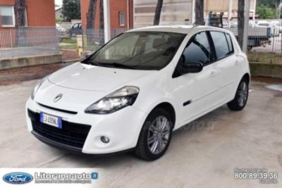 Renault Clio 1.2 16V 3 porte Dynamique del 2011 usata a Roma