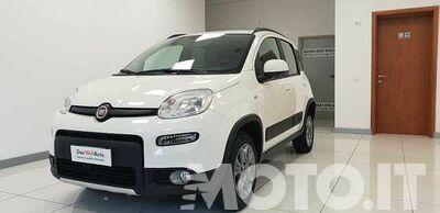 Fiat Panda 1.3 MJT S&S 4x4 del 2014 usata a Carbonia